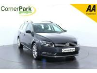 2014 VOLKSWAGEN PASSAT EXECUTIVE TDI BLUEMOTION TECHNOLOGY ESTATE DIESEL