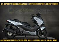 2016 16 HONDA NSS125A FORZA 125CC 0% DEPOSIT FINANCE AVAILABLE
