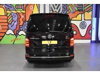 VW TRANSPORTER T6 T30 SWB 2.0TSi 204PS DSG KOMBI HIGHLINE SPORTLINE PK BLACK