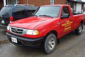 2008 Mazda B-Series Pickups Pickup Truck