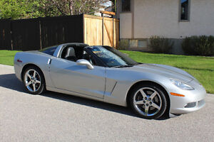 2006 Chevrolet Corvette Z51 3LT Coupe