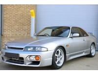 NISSAN SKYLINE GTST Grey Manual 2.5 Single Turbo Spec 2 1998 Petrol Manual