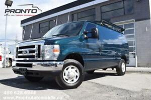 2012 Ford E-350 ** Full Rack ** Cruise Control ** Extra propre *
