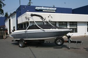 2015 Larson 205 Lxi with 71 Hours