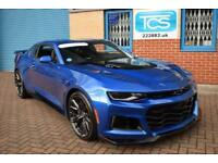 MY18 CHEVROLET CAMARO ZL1 4LT 650BHP Coupe Automatic UK REGISTERED
