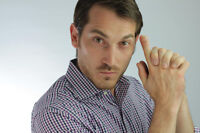Standup Comedian for corporate events and fundraisers.
