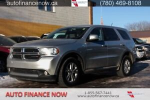 2012 Dodge Durango SXT AWD   ONLY $202.04 BI WEEKLY O.A.C