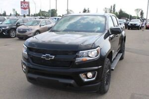 2018 Chevrolet Colorado Crew Cab Z71 4x4- Leather- Midnight Pkg