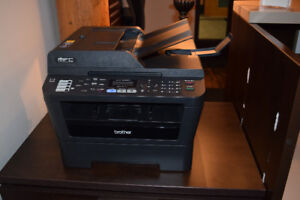 Brother MFC-7860DW Printer WITH 2 Cartridges