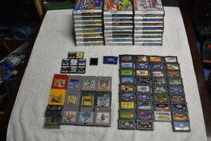 Nintendo Gameboy Color and Advanced * Deals on Multiples