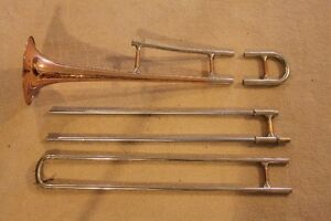 "Bb TROMBONE made in USA by Olds, model R15 "" Recording "" London Ontario image 5"