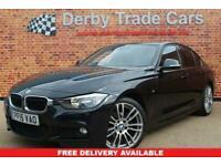 2015 15 BMW 3 SERIES 2.0 320D M SPORT 4D 181 BHP DIESEL