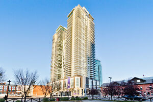 BRAND NEW 15th FLOOR- 2 bed/ 2 bath in DOWNTOWN