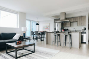 Brand New/ Spacious/ Modern 2 Bed with 30th Floor VIEWS!