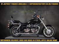 2009 59 TRIUMPH BONNEVILLE AMERICA 865 0% DEPOSIT FINANCE AVAILABLE