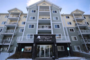 MORINVILLE PLACE! 2 Bdrm+2 Bath+2 Parking - Ground Level Condo