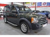2006 06 LAND ROVER DISCOVERY 2.7 3 TDV6 HSE 5D AUTO 188 BHP DIESEL