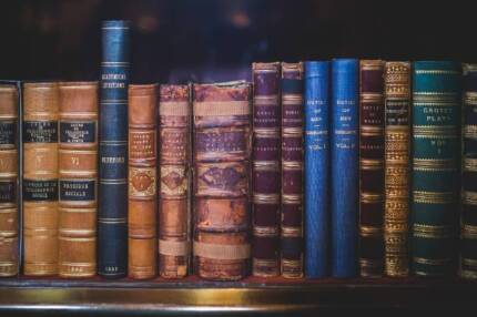 Wanted to Buy - Antique Law Book Sets