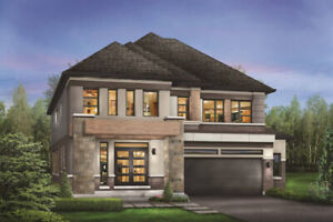 Booking Detached homes in Ancaster  45-50 ft lots