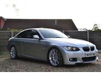 2009 BMW 3 SERIES 335D M SPORT HIGHLINE AUTO COUPE DIESEL