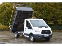 2.2 350 C/C DRW 2D 124 BHP MWB L2H1 RWD 1-WAY DIESEL MANUAL TIPPER 2015