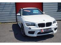 2012 62 BMW X1 2.0 XDRIVE20D M SPORT 5D AUTO 181 BHP DIESEL