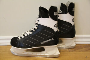 Hockey Skates, Sherwood 5500, EUR44 US10.5, $30