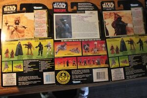 STAR WARS SEALED (All 5 For $40.00) (VIEW OTHER ADS) Kitchener / Waterloo Kitchener Area image 3