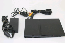 PS2 slim with all leads only I've got a working slim ps2 with both t