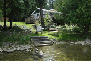 PET FRIENDLY NORTH SAUGEEN COTTAGE RENTAL AVAILABLE