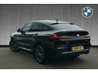 2018 BMW X4 X4 M40d Auto Estate Diesel Automatic