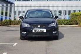 2015 SEAT IBIZA Seat Ibiza 1.2 TSI FR Black 5dr [Portable Navigation]