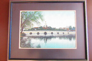 Attractive framed picture