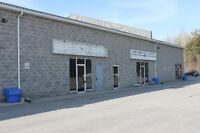 COMMERCIAL UNIT AVAILABLE FOR IMMEDIATE OCCUPANCY
