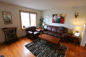 Downtown executive furnished 2 bedroom home with harbour view