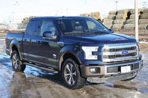 2016 Ford F-150 King Ranch- Leather/4x4/Nav/Massaging Seats!!