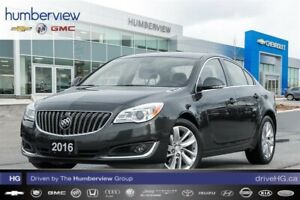 2016 Buick Regal NAVIGATION|BACKUP CAM|SUNROOF|LEATHER