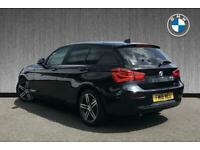2018 BMW 1 Series 116d Sport 5-door Hatchback Diesel Manual