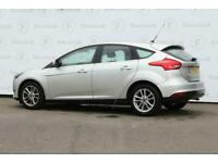 2015 Ford Focus 1.6 125 Zetec 5dr Powershift Auto Hatchback Petrol Automatic