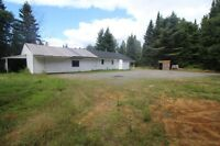 Private Cottage/Home on 7.87 acres close to trails