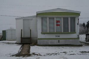 For Rent: Mobile home in Viking, Ab.