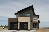 Beautiful Custom Contemporary 4Bed+4Bath Home in Weyburn, SK!