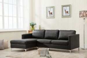 BIG SALE-Modern Sectional sofa START FROM $350