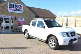 2013 NISSAN NAVARA DCI 190 TEKNA CONNECT 4X4 DOUBLE CAB AUTO PICK UP DIESEL