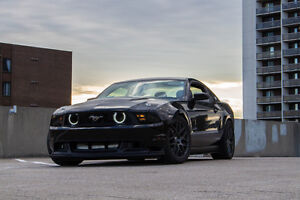 Procharged 2012 Ford Mustang Pony Package 3.7 Coupe (2 door) Windsor Region Ontario image 9