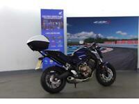 2018 Honda CB650 650 FA Naked Petrol Manual