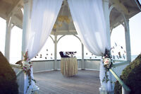 Chair Covers, Linens and Wedding Decor Rentals