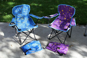 camping chairs kids & adults