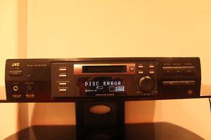 JVC XM-446 minidisc deck for fix or parts