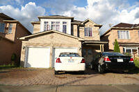 4 Bedroom House for rent in Markham! August 15!